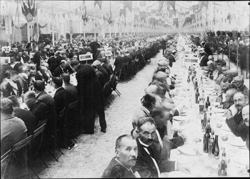 Exposition Universelle de 1900. Le jardin des Tuileries..jpg