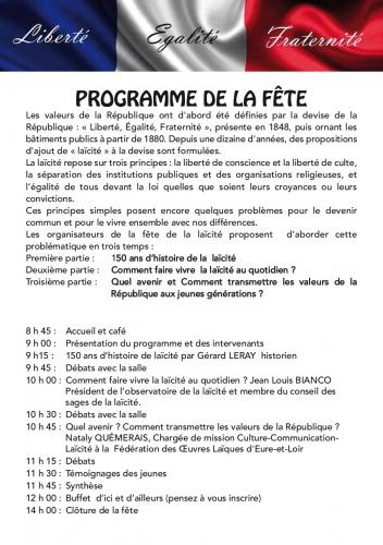 Fete laicite Dreux 2018 Programme.jpg